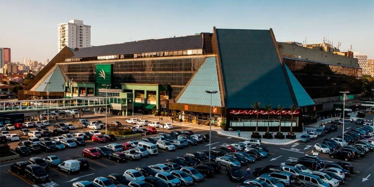 Estacionamento do Shopping Eldorado vira palco de tiroteio