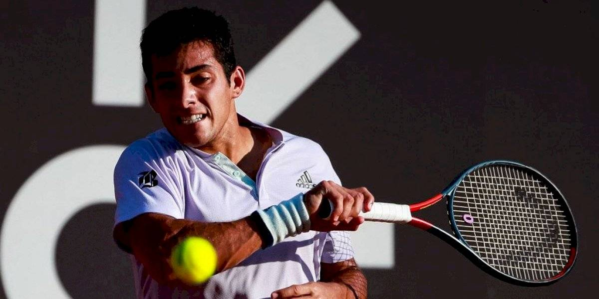 ¿Cuándo, a qué hora y quién transmite el duelo de Garin por los cuartos de final del ATP de Rio de Janeiro?