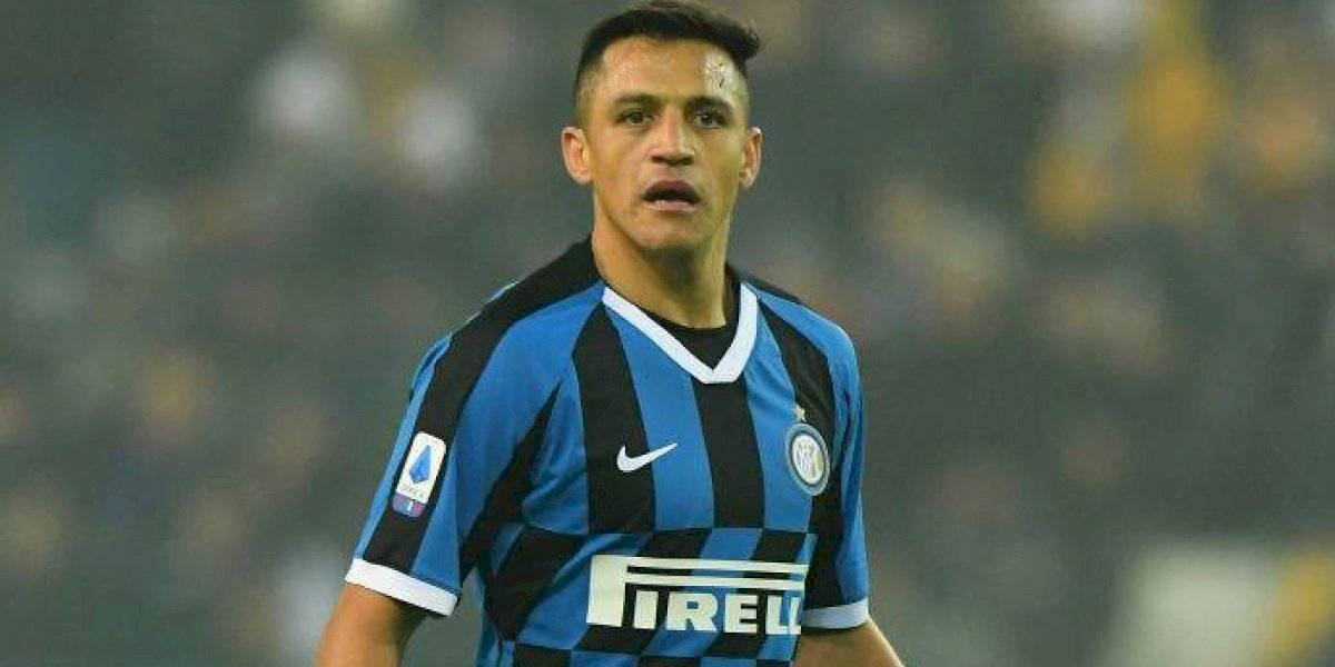 El Calcio suspende sus partidos por el coronavirus y deja Alexis e Inter sin jugar su duelo con Sampdoria