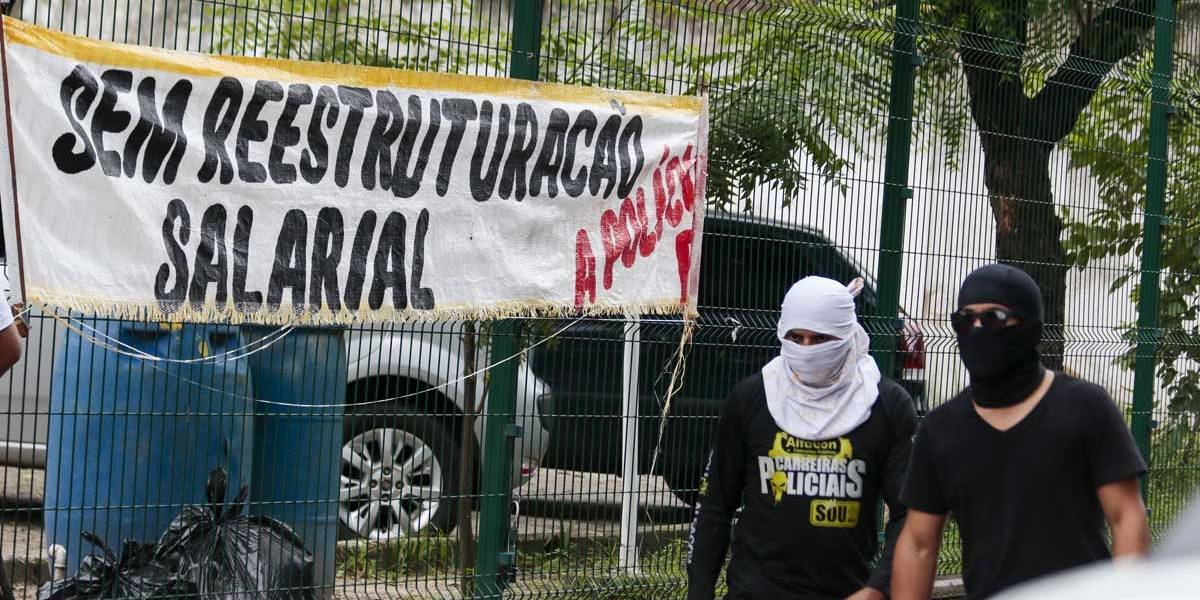Assassinatos no Ceará aumentaram 178% durante greve policial