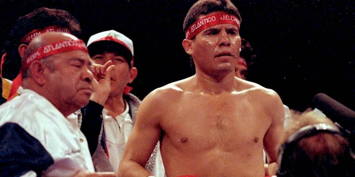 El día que Julio César Chávez salió acompañado de un famoso narcotraficante