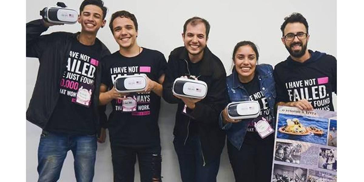 Estudantes de São Paulo vencem maratona de programação da Nasa