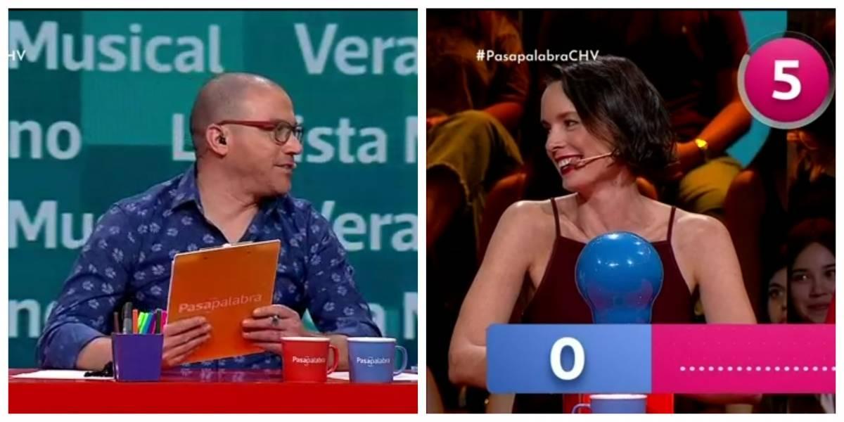 """""""La sopló heavy"""": Julián Elfenbein comete gigantesco error al revelar una respuesta en """"Pasapalabra"""""""