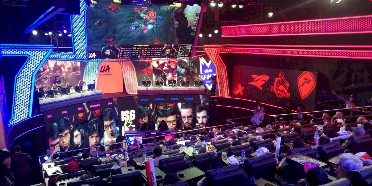 Gamers latinoamericanos cuentan con su propia liga de eSports