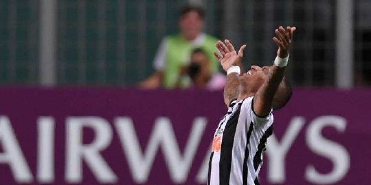 Copa Sudamericana: El golazo de tiro libre de Rómulo Otero que le da la vuelta al mundo