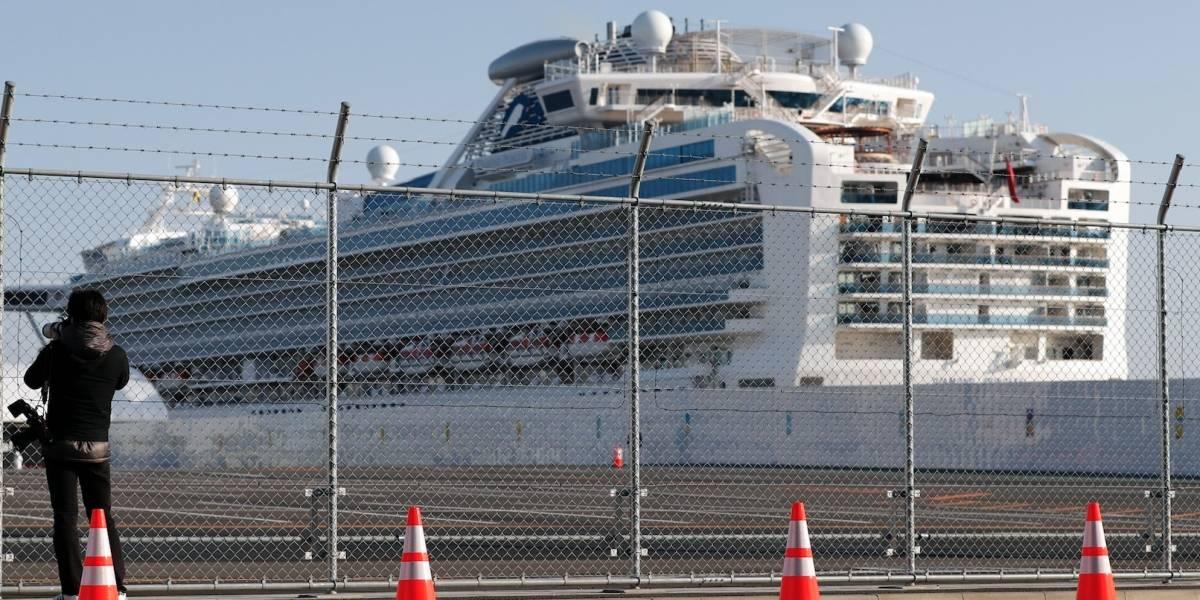 Llega crucero a la Isla para dejar puertorriqueños a bordo