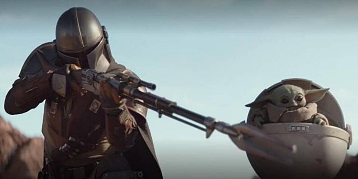 The Mandalorian: el Unreal Engine fue utilizado para efectos especiales