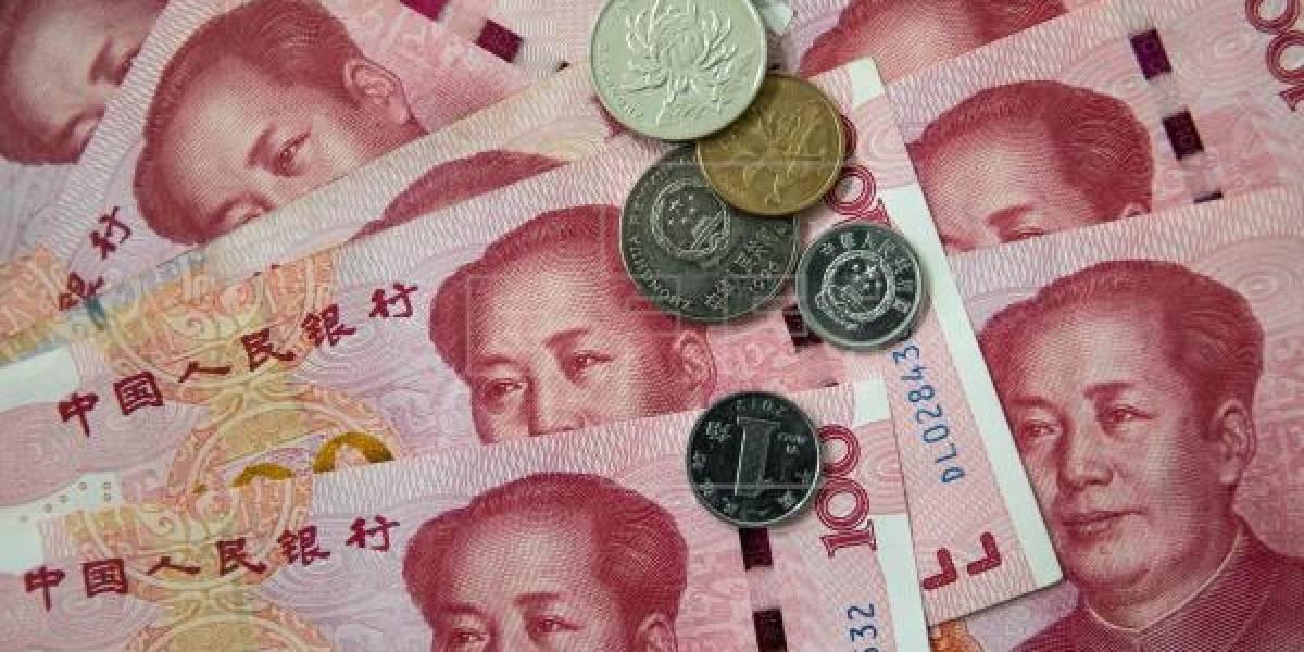 Dinero en efectivo es destruido en China en la lucha contra el coronavirus