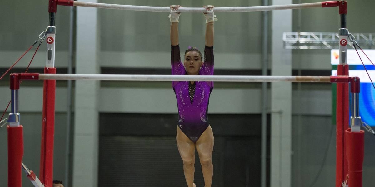 Mexicana termina sexta en Mundial de gimnasia