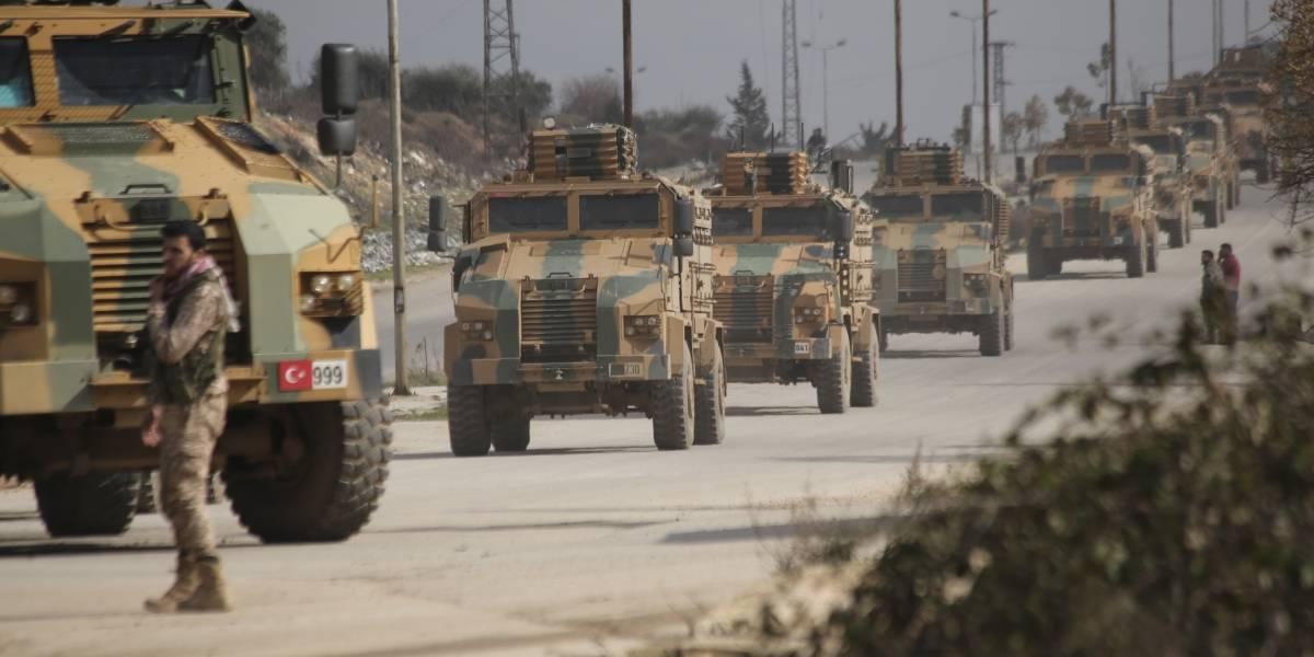 Atacan a tropas de Estados Unidos en Siria tras bombardeos a milicias