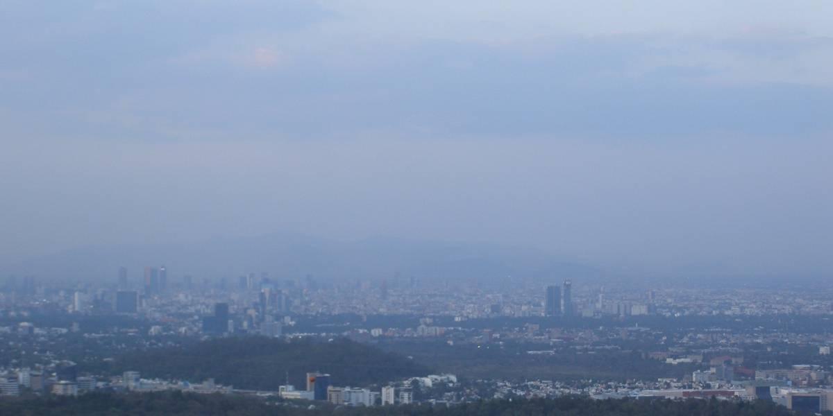 Calidad del aire es aceptable en CDMX y Edomex hoy sábado