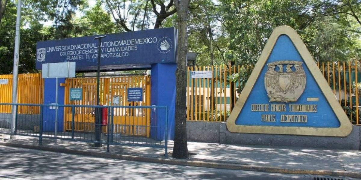 Encapuchados atacan a alumna del CCH Azcapotzalco dentro de un baño