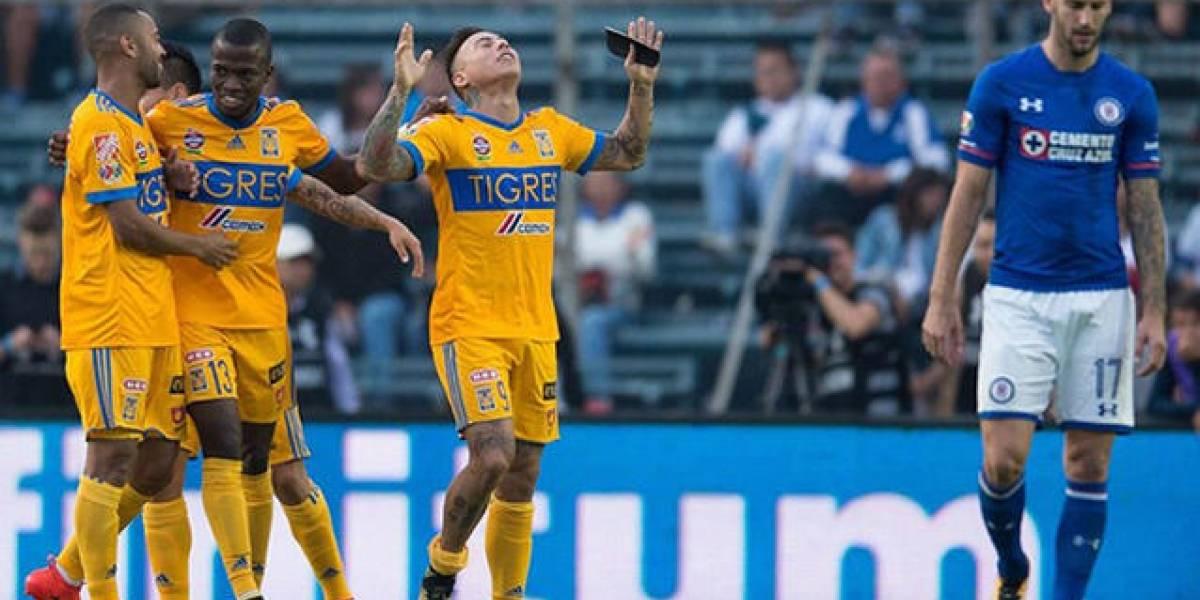 Cruz Azul vs Tigres: Así quedaron los más recientes enfrentamientos
