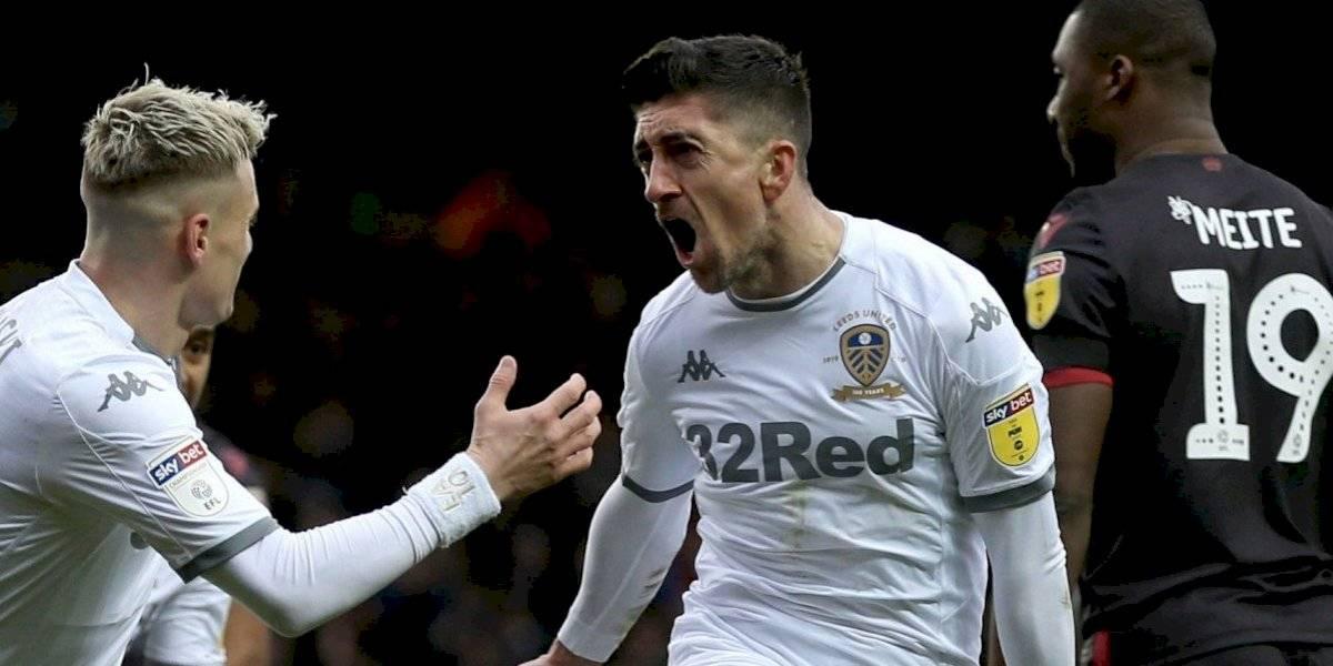 Leeds del Loco Bielsa le ganó al Reading y se afirma en los puestos de ascenso directo