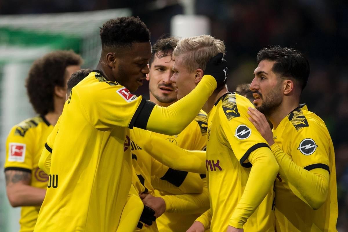 Werder Gegen Dortmund 2020