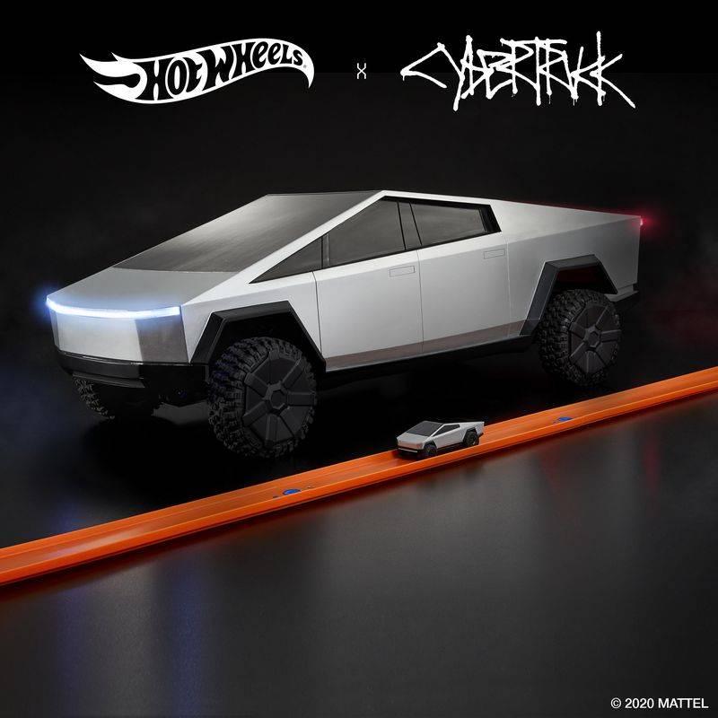 Tesla: nuevo vehículo Cybertruck tendrá versión de juguete