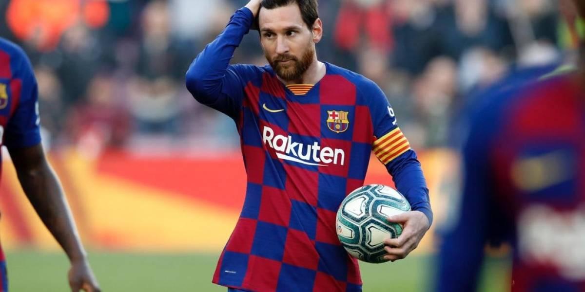 Barcelona contra Eibar: Messi, protagonista de casi el 50% de goles culés en La Liga