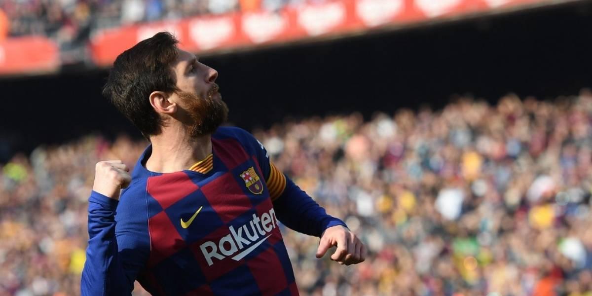 Lionel Messi y compañía se reducen el salario en un 70%