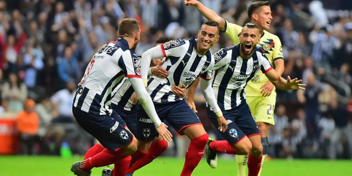 Monterrey vs América, los últimos cinco resultados