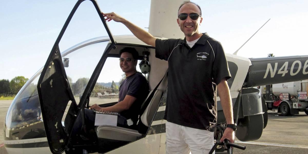 Piloto que murió con Kobe Bryant había sido reprendido