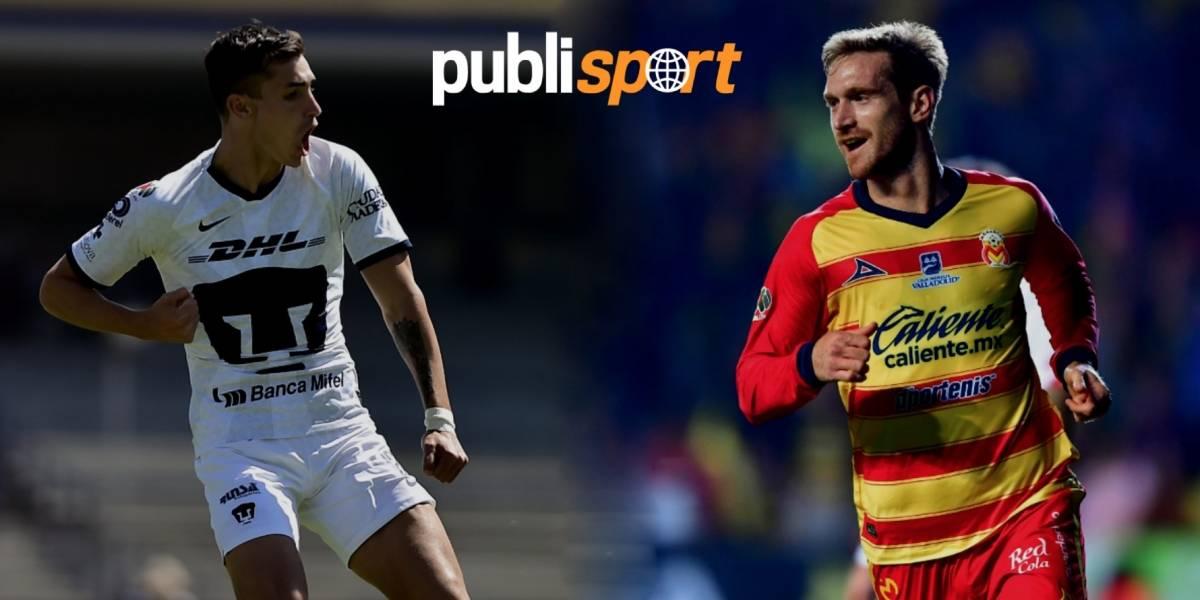 Pumas vs. Morelia, ¿dónde y a qué hora ver el partido?