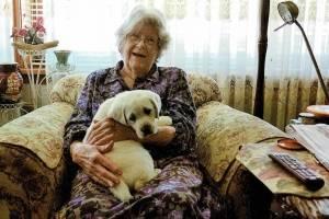 Anciana millonaria deja 14 millones de dólares a caridad