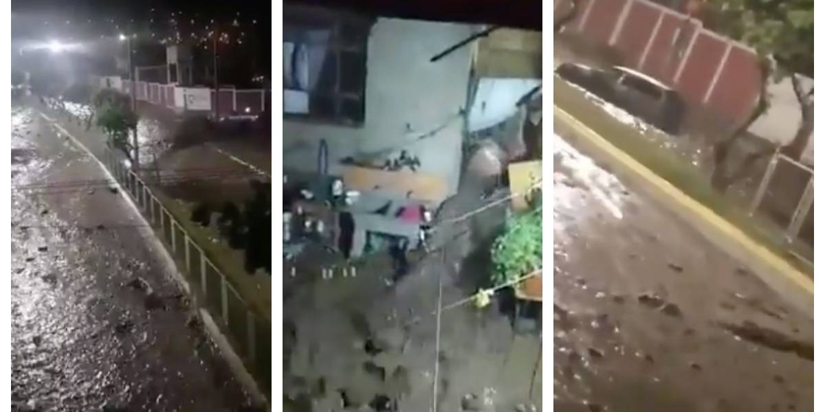 Al menos tres muertos deja aluvión e inundaciones en Tacna