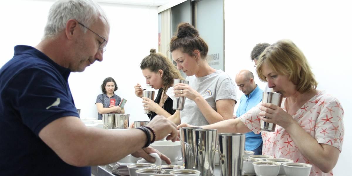 Café guatemalteco atrae a empresarios alemanes