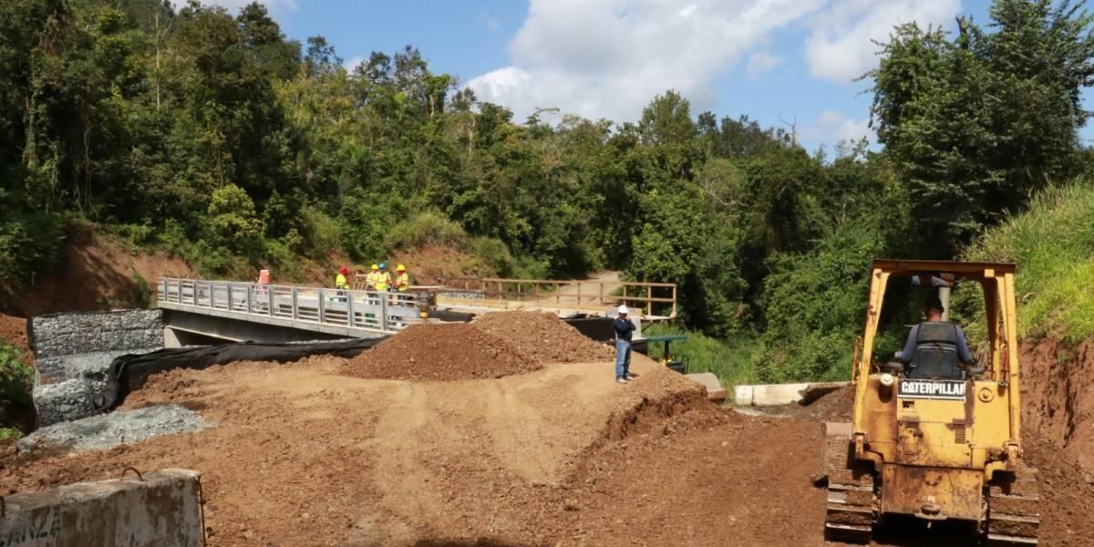 Cayey adelanta proyecto de construcción de seis puentes nuevos a un costo de $9 millones