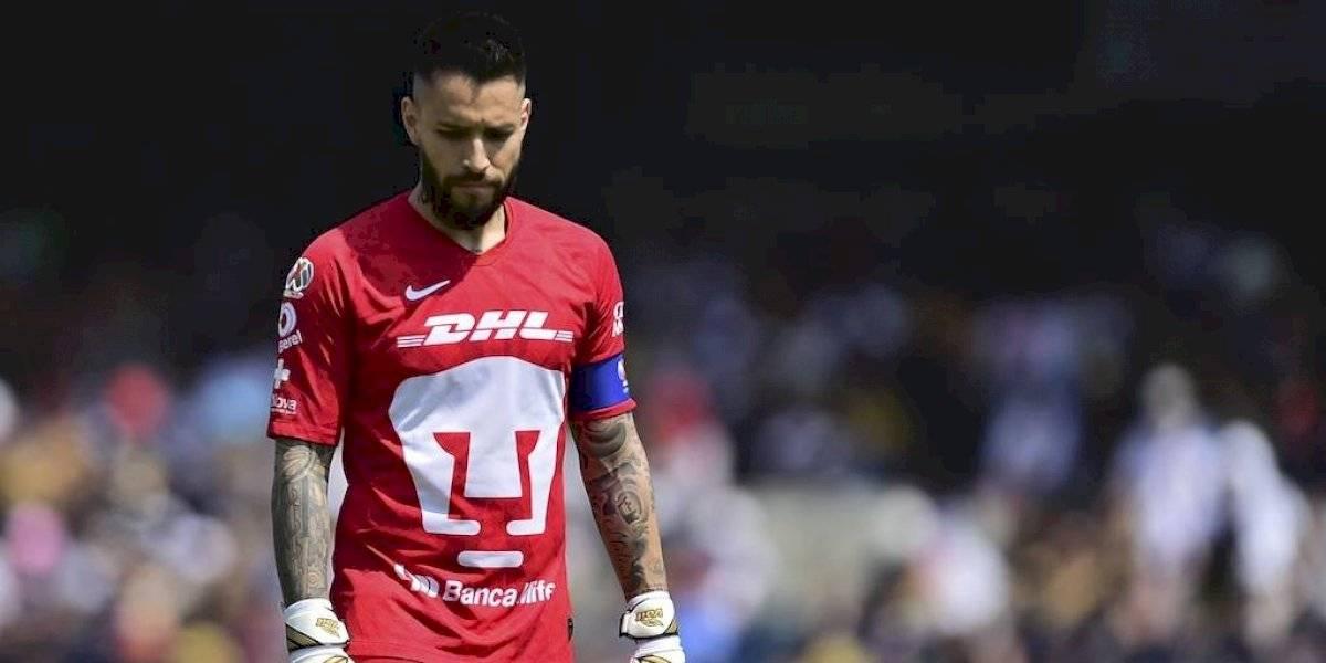 'Oso' de Alfredo Saldívar le cuesta empate a Pumas