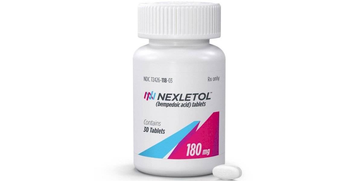 FDA aprueba nuevo medicamento contra el colesterol alto