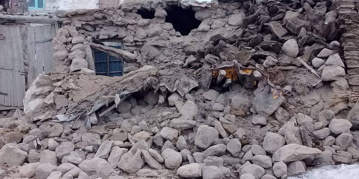 Sismo de 5,7 en Irán deja nueve muertos
