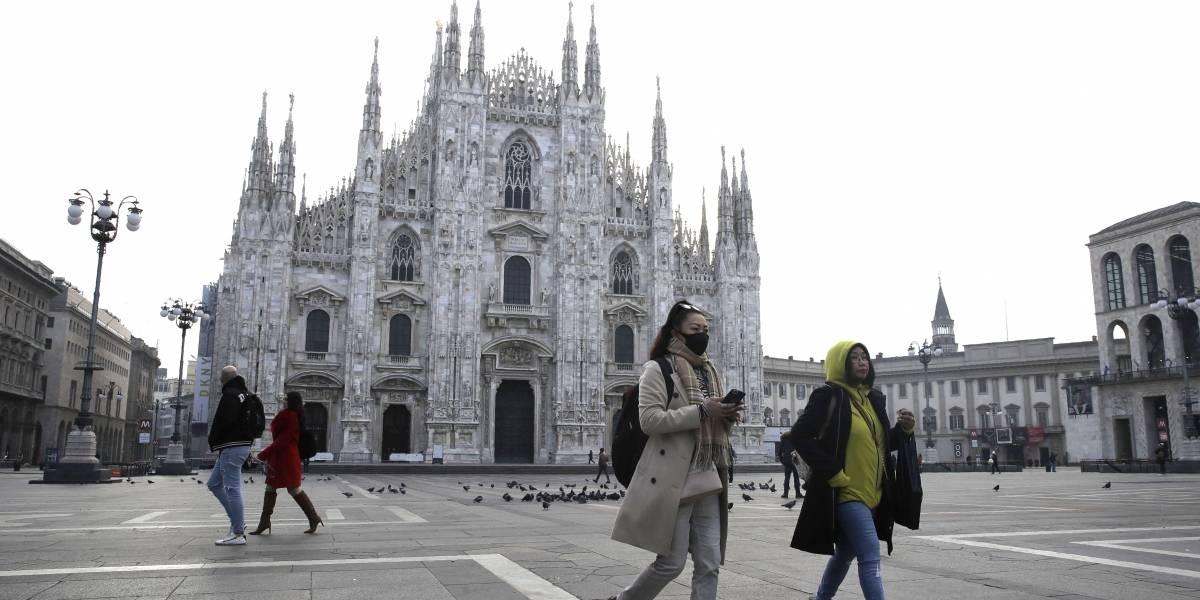 Italia a punto de superar a China en muertes por coronavirus