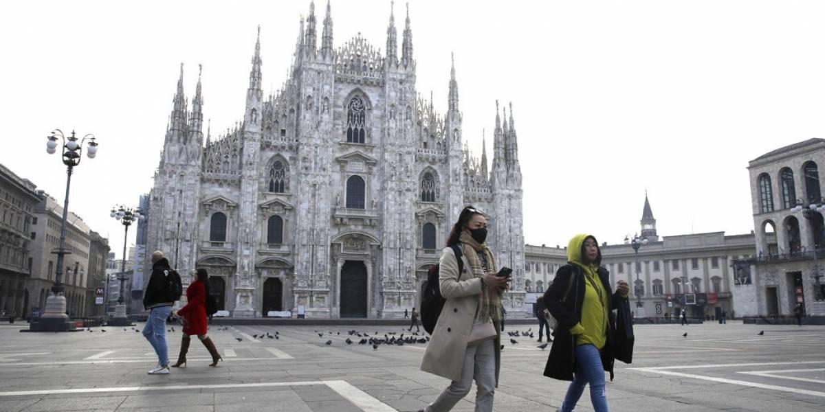 No lo pueden detener: Italia rebasa los 1.000 contagios en un día por primera vez desde mediados de mayo