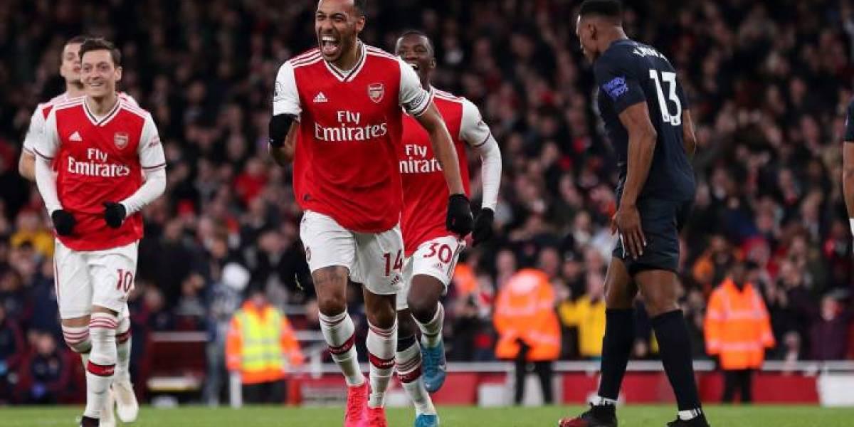 Arsenal y su gran momento: está invicto en 2020