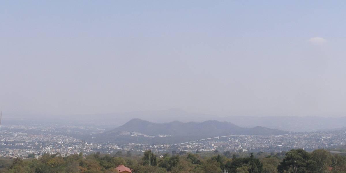 La calidad del aire en CDMX y Edomex es aceptable al amanecer de hoy domingo