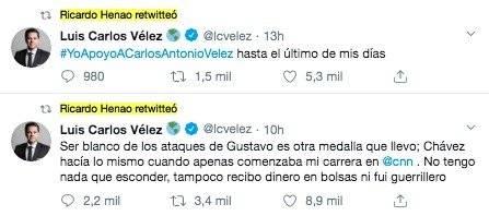 #YoApoyoACarlosAntonioVélez