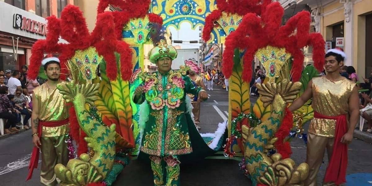 Taxi gratis para ebrios en el Carnaval de Veracruz