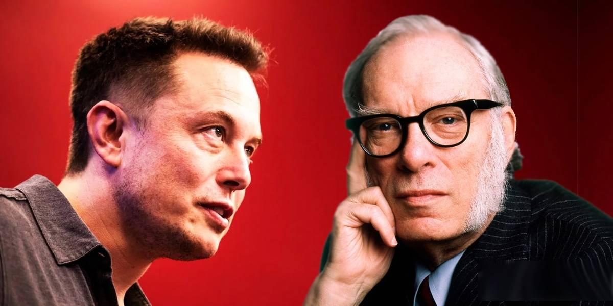 Elon Musk es fan de Isaac Asimov y no duda en recomendarlo como inspiración