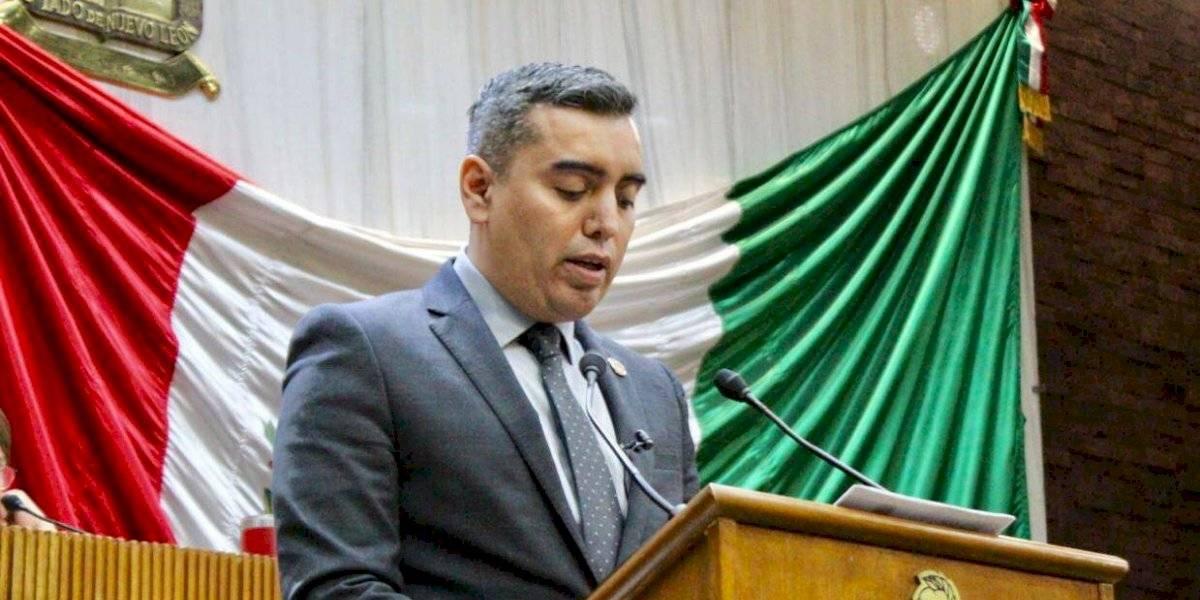 Diputado del PES descarta apoyo a paro nacional de mujeres