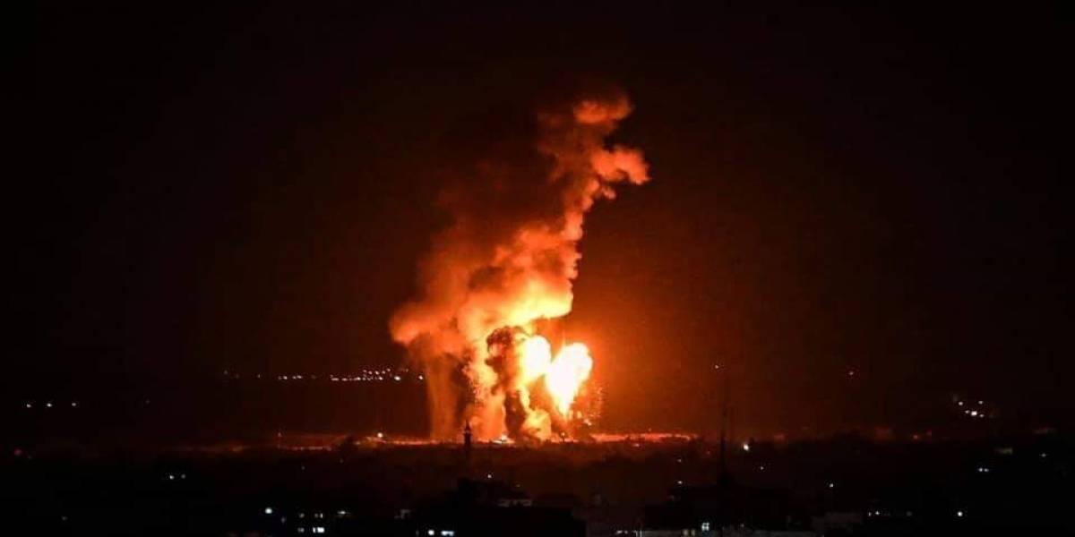 Sube la tensión entre Israel y la Autoridad Palestina: ataque bilateral con cohetes se dio este domingo
