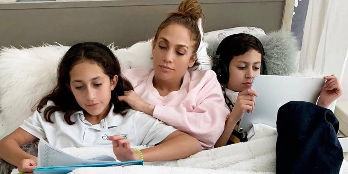 Emme y Max, los hijos de Jennifer Lopez, cumplieron 12 años y crecen con excentricidades y lujos