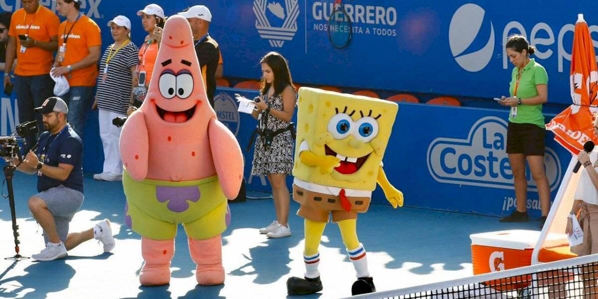 Nadal y Dimitrov cierran con broche de Oro el Kids Day en Acapulco