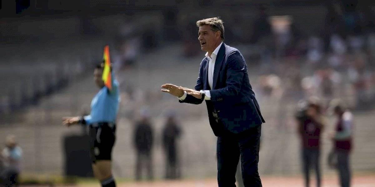 Míchel González asegura que la derrota llega en buen momento