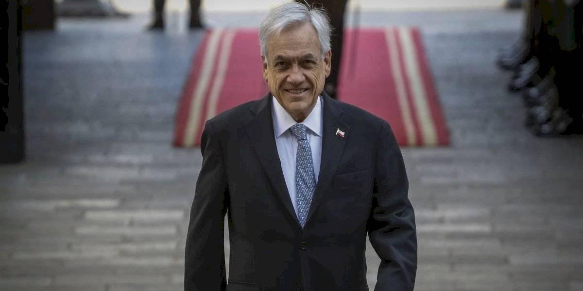 Con las pilas puestas: Presidente Piñera retomará este lunes sus actividades en La Moneda luego de sus vacaciones