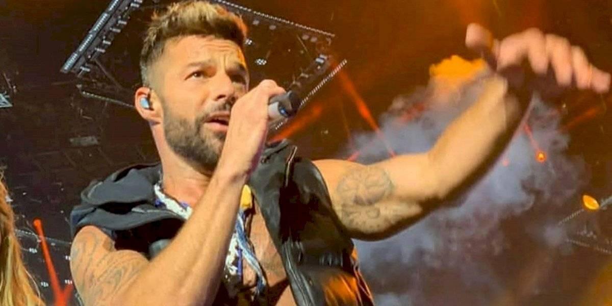 Ricky Martin abre esta noche la edición 60 del festival Viña del Mar