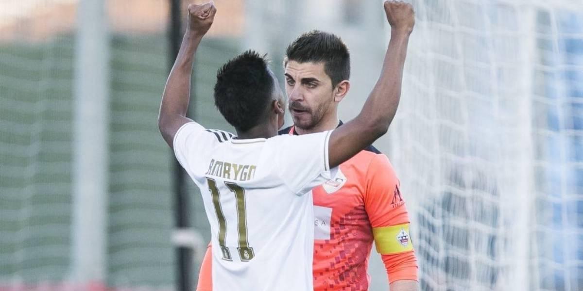 """Real Madrid: El motivo """"infantil"""" por el que Rodrygo se pierde el Clásico"""