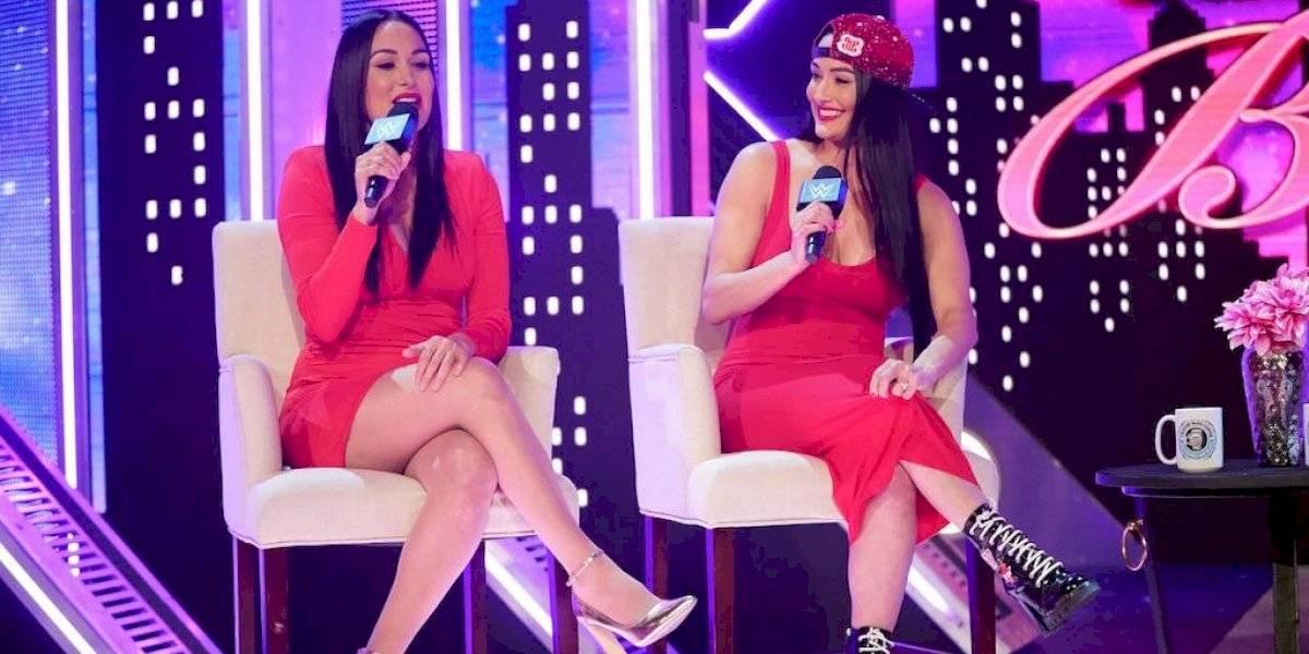 The Bella Twins ingresarán al Salón de la Fama de WWE