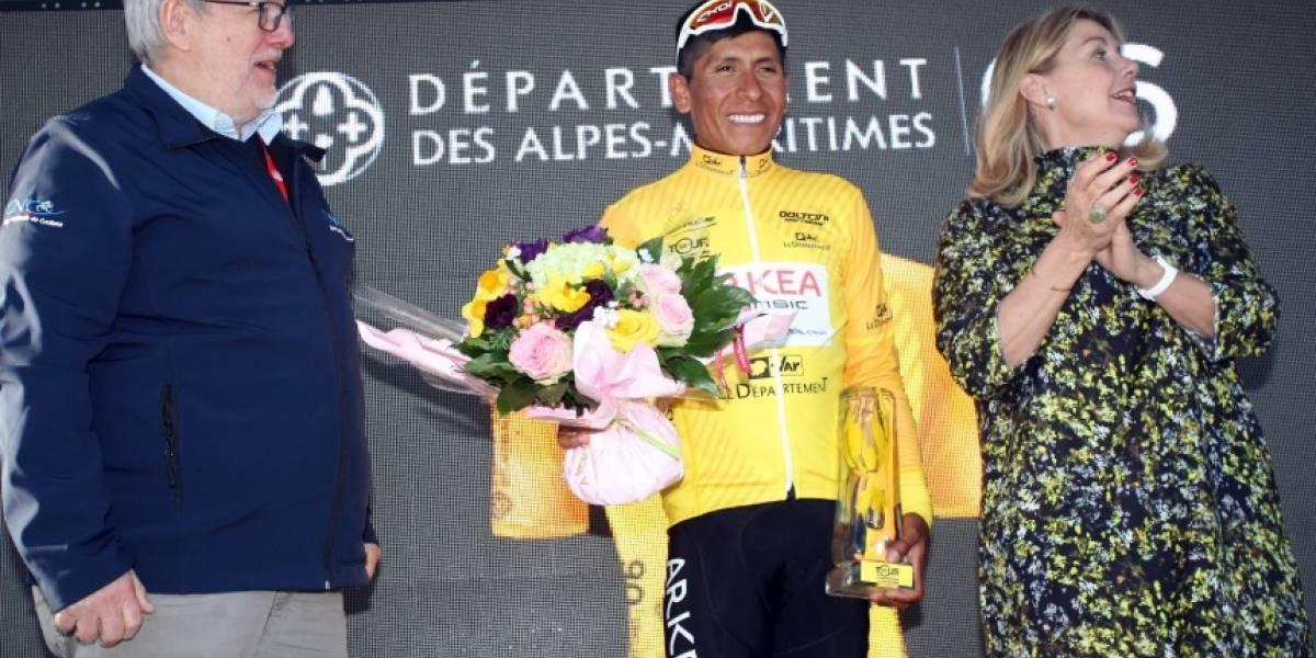 Nairo Quintana gana el Tour del Var y los Alpes Marítimos