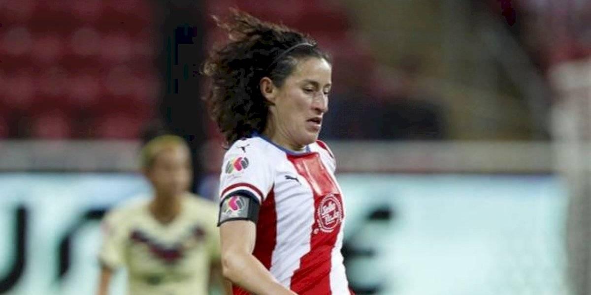 Chivas llega en mejor momento que Atlas: Tania Morales